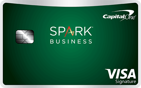 spark cash from capital one