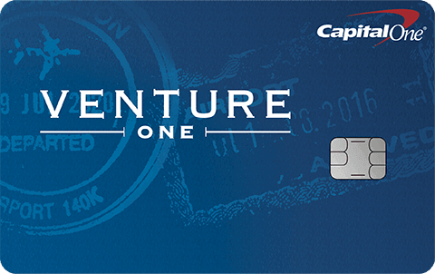 capital one venture one